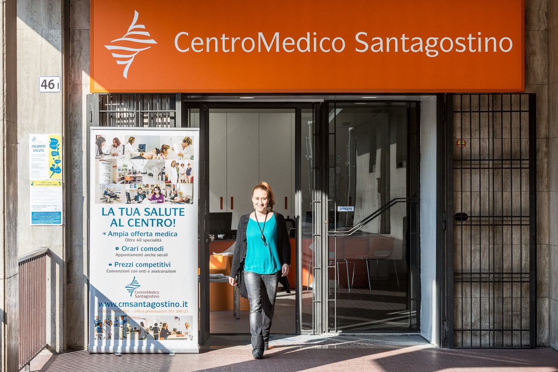 Centro Medico Santagostino, sede di Bologna. Foto di Ugo De Berti, www.udb.it