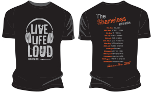 THE SHAMELESS T-SHIRT SUMMER TOUR 2017 copia